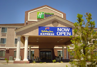 Holiday Inn Express Hotel & Suites Willcox, Arizona