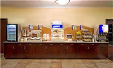 Holiday Inn Express Hotel & Suites Willcox Amenities - Complimentary Breakfast